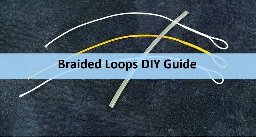 How to make your own braided loops