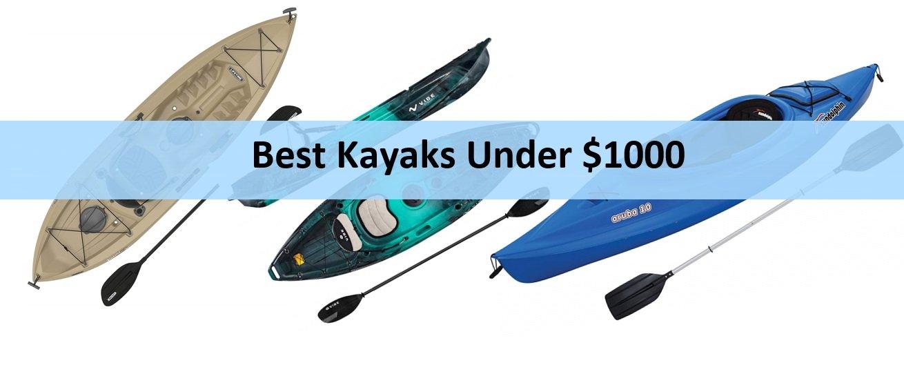 Cheap Affordable Fishing Kayaks