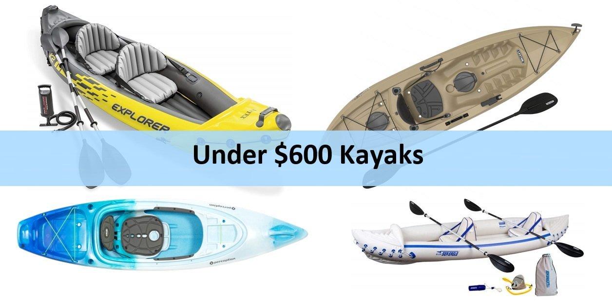 Under $600 Kayaks