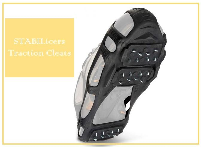 Stabilicer traction cleats