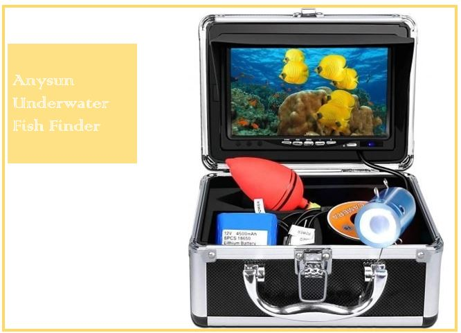 Anysun Underwater Fish Finder