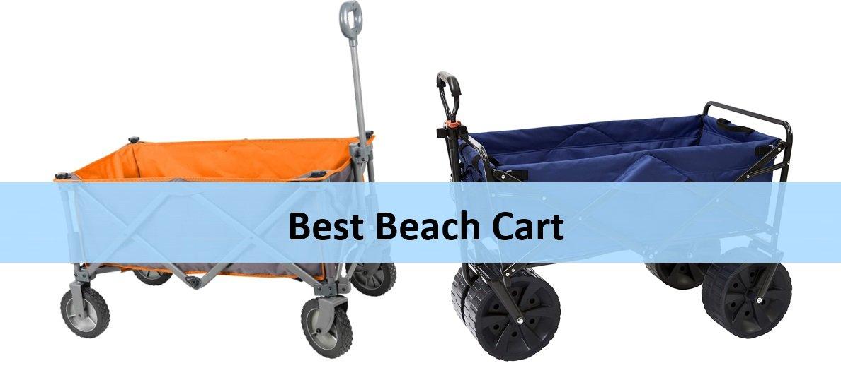 Best Beach Cart Reviews