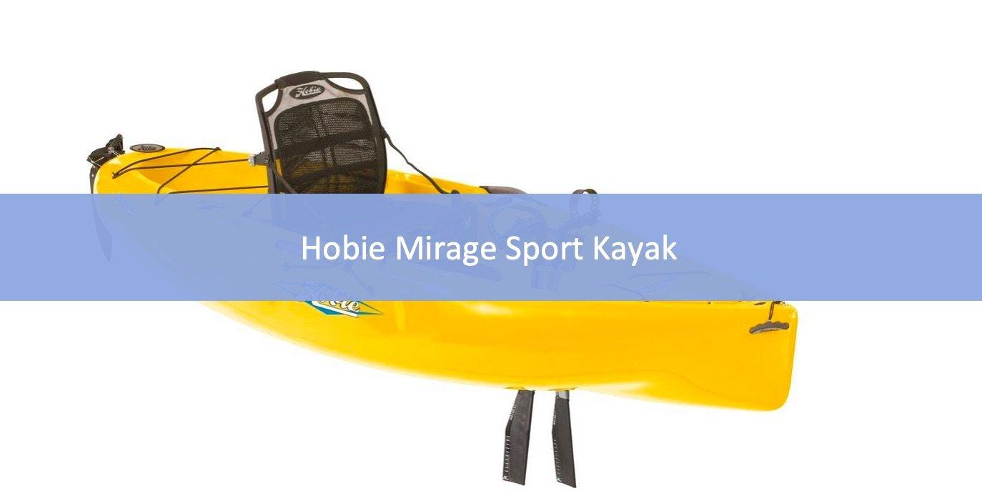 Hobie Mirage Kayak Review