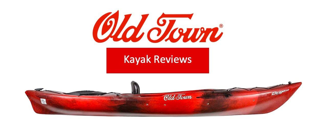 Old Town Kayak Review