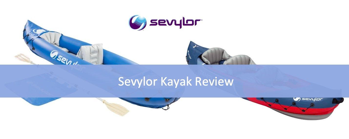 Sevylor Kayak Reviews article featured image