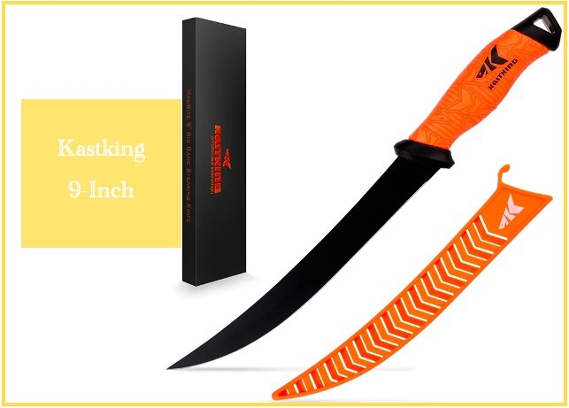 Kastking 9 Inch one of the best fillet knife for saltwater