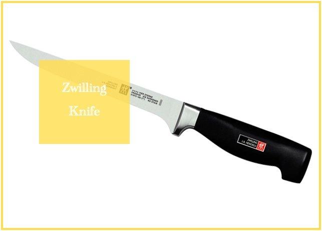 Zwilling fillet knife